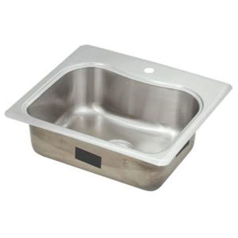 kohler staccato drop in stainless steel 25 in 1