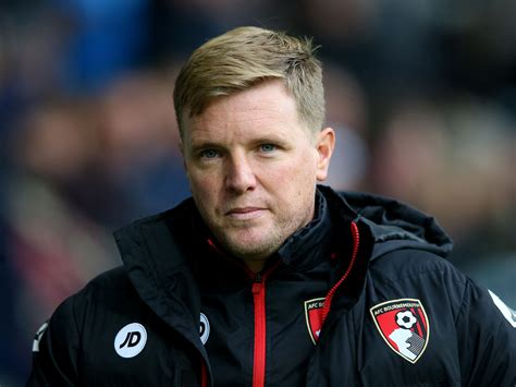 Eddie Howe doesn't arrive with Bournemouth squad at