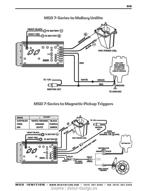 Sbc Distributor Point Wiring Diagram Free by Chevy Hei Wiring Schematic Technical Diagrams