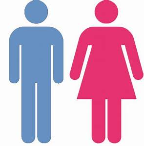 The bathroom icon has no clothes | Family Inequality