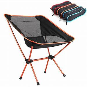 Importance of folding camping chairs in a bag - BlogBeen