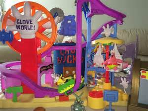 Imaginext Spongebob Playset Krusty Krab
