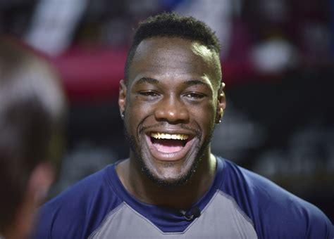 Deontay Wilder's Ride With No Limits  The Birmingham Times