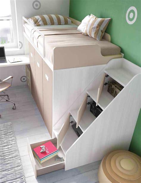 etag e bureau lit mezzanine avec bureau moderne et glicerio so nuit
