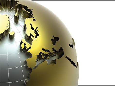 World Background Yellow 3d World Backgrounds 3d Black Grey White