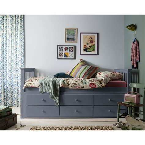 Day Beds With Drawers by Day Bed Loki Single Bed With Pullout Drawers And Trundle