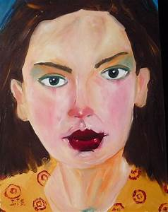Eyes And More Bewertung : those lips those eyes painting by irit bourla ~ Yasmunasinghe.com Haus und Dekorationen