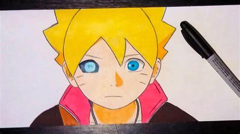 Boruto Uzumaki New Dojutsu Eye Power (boruto Naruto Next