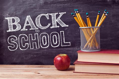 Back To School Poster And Other Ways To Welcome Pupils At