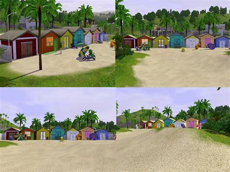 Mod The Sims  Brighton Beach Shacks