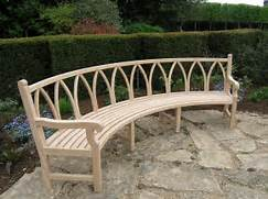Garden Bench Seating by Products Cotswold Woodland Crafts
