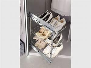 Petit Rangement Chaussures : douze solutions astucieuses pour ranger ses chaussures ~ Teatrodelosmanantiales.com Idées de Décoration