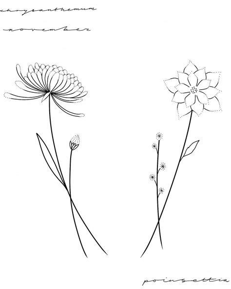 Flower tattoo for your wrist | Flower wrist tattoos, Birth flowers