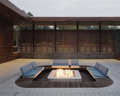 pit seating outdoor fire pit seating ideas that blend looks and function in crazy ways
