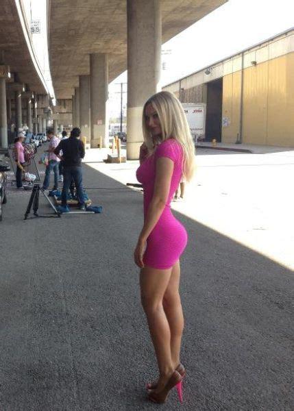Oh My  Those Tight Dresses  Part       pics    Picture       Izismile com