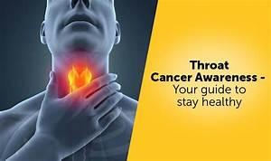 Throat Cancer Awareness