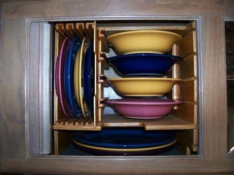 pin  nedra schoeberlein  kitchen ideas plate storage rv storage organization rv storage