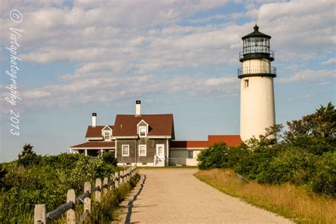 A Scenic Look — Cape Cod Lighthouses