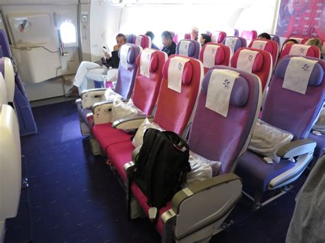 siege a380 emirates avis du vol airways en economique