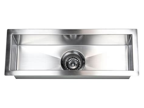 23 inch undermount stainless steel sink 23 inch stainless steel undermount single bowl kitchen