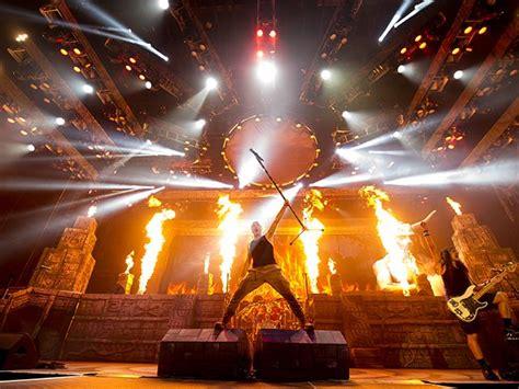 iron maiden   concert information