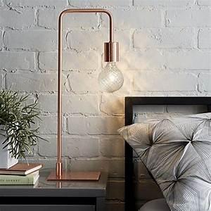 Lampe De Chevet Dorée : lampes de chevet ~ Dailycaller-alerts.com Idées de Décoration