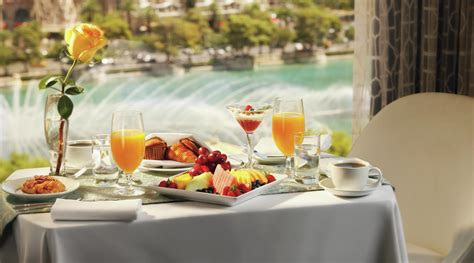 cuisine dinette room service in room dining bellagio hotel casino