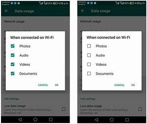 stop whatsapp media auto download to android and iphone With whatsapp documents on iphone