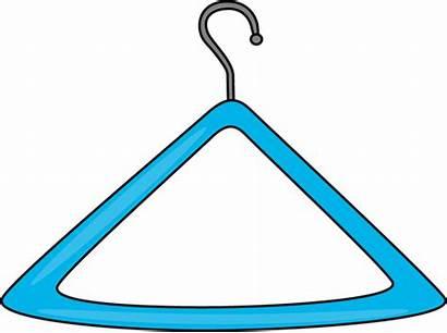 Hanger Clipart Triangle Clip Scalene Panda Closet