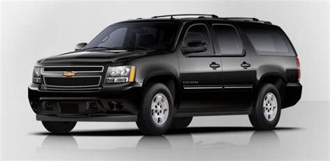 Suburban 2014 Ready For Uber Black And Suv For 0