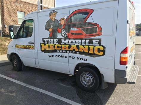Mobile Lube Service by The Best Mobile Mechanic In Fayetteville Nc