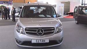 Mercedes Citan Tourer : mercedes benz citan tourer 111 cdi kb l 2016 exterior and interior in 3d youtube ~ Medecine-chirurgie-esthetiques.com Avis de Voitures