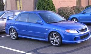 2003 Mazda Protege Mazdaspeed 1  4 Mile Drag Racing