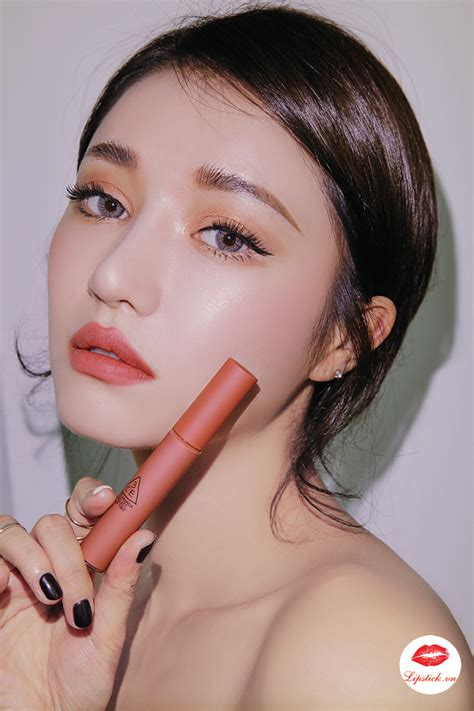 3ce Liptint 3ce velvet lip tint going right lipstick vn