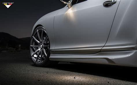 2013 Vorsteiner Bentley Continental Gt Br10-rs Luxury