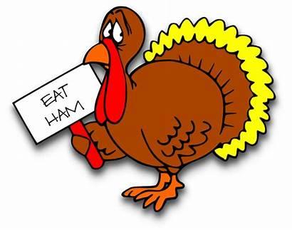 Ham Clipart Turkey Thanksgiving Clipground