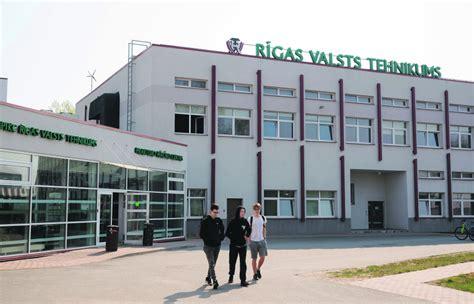Rīgas Valsts tehnikums liek pamatu nākamajai simtgadei ...