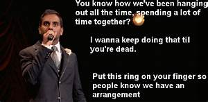 Best Moments from Aziz Ansari's New Stand-up Special ...