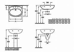 Dimension Lavabo Salle De Bain : dimension lavabo ~ Premium-room.com Idées de Décoration
