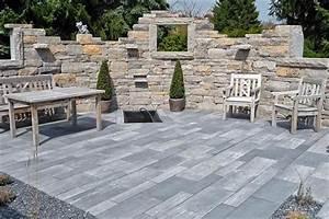 Idee kamin terrasse for Terrassen ideen bilder