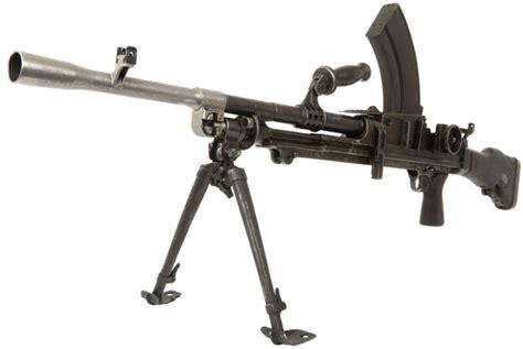 bren light machine gun norfolk tank museum