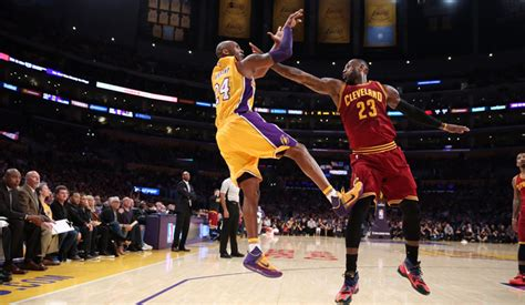 running diary lakers  cavaliers  los
