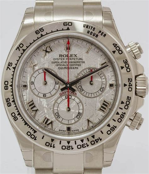 Rolex Cosmograph Daytona - Daytona Cosmograph Year of ...
