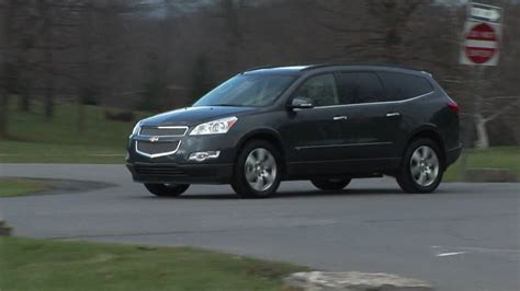 2009 Chevrolet Traverse Photos Informations Articles