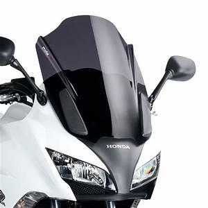 Honda Cbf 1000 F : touring screen puig honda cbf 1000 f 10 16 dark smoke ~ Medecine-chirurgie-esthetiques.com Avis de Voitures