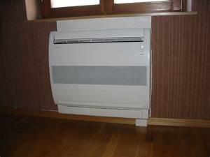 Bruit Climatisation Unite Interieure : climatisation console r versible unit int rieure apero ~ Premium-room.com Idées de Décoration