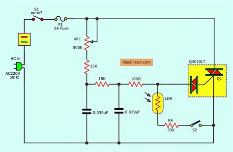 Modify Dimmer Automatic Light Switch Controller