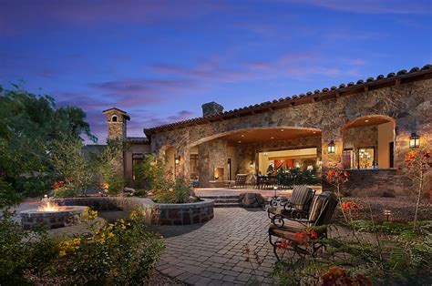 southwestern ranch  calvis wyant luxury homes luxury