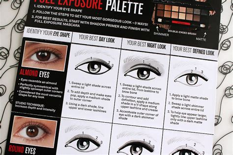 shape wear eye shadow   eye shape smashbox full