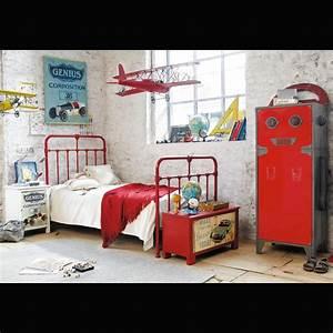 Lit Bébé Maison Du Monde : julie little conversationjoyeux bazar vintage et industriel chez maisons du monde julie ~ Teatrodelosmanantiales.com Idées de Décoration